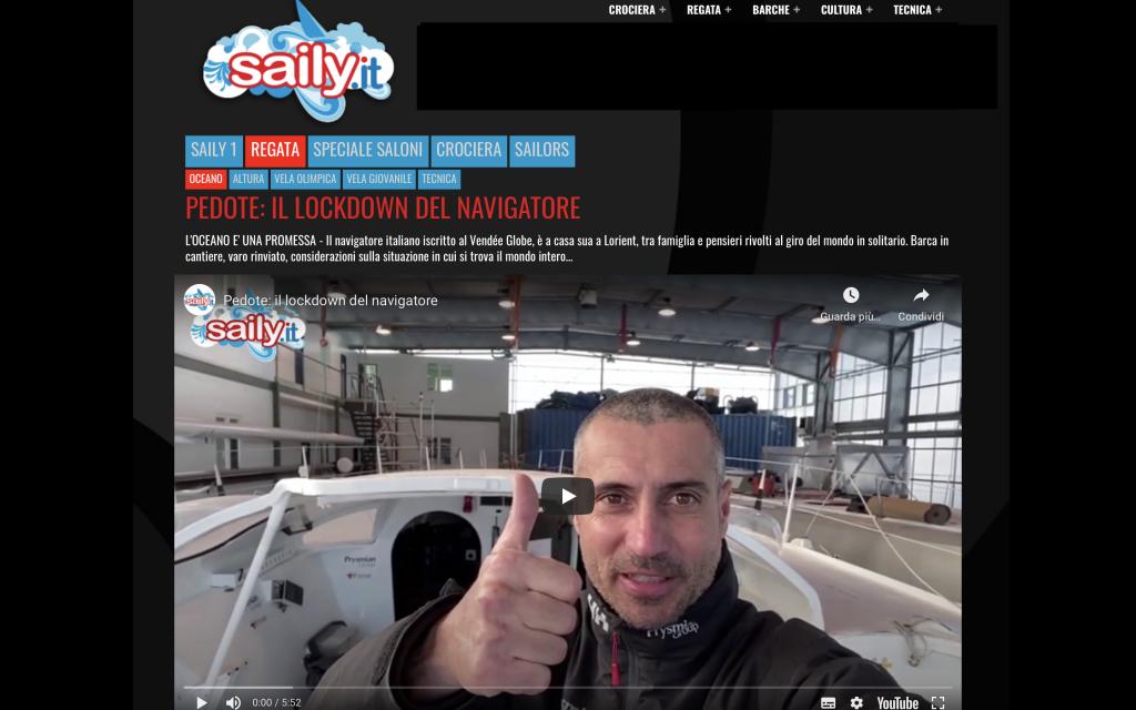 intervista Saily