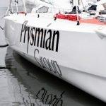 Prysmian Group la barca a vela