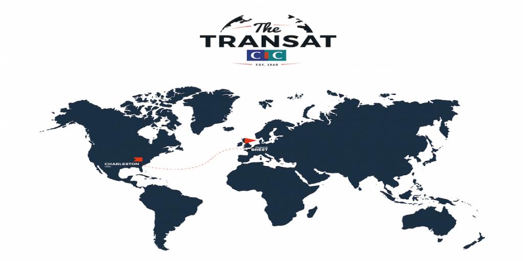 percorso Transat CIC 2020