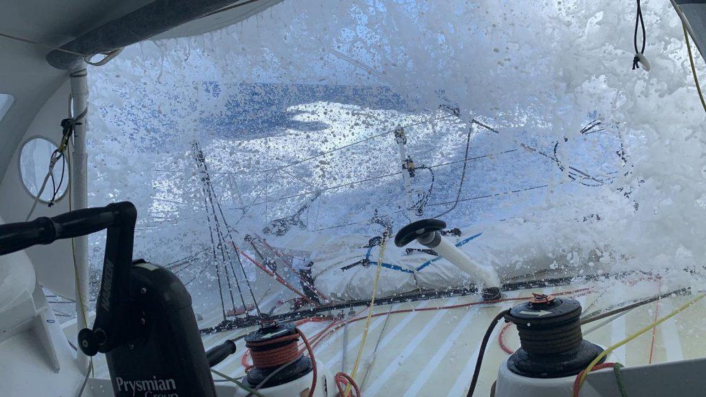 Come decidere in regata pozzetto di #classe IMOCA Prysmian Group
