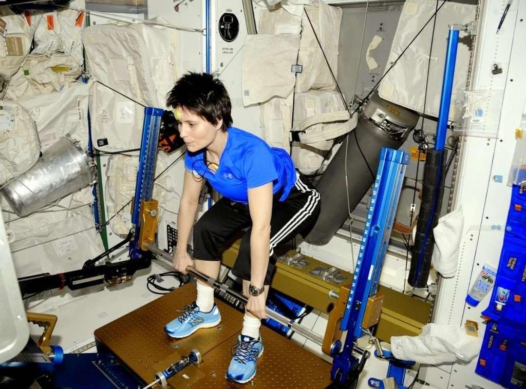 allenarsi come gli astronauti