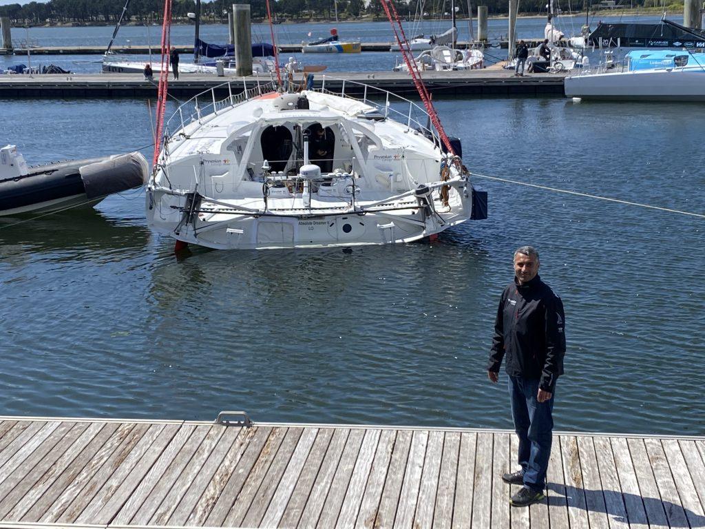 Varo di Prysmian Group e Giancarlo Pedote skipper