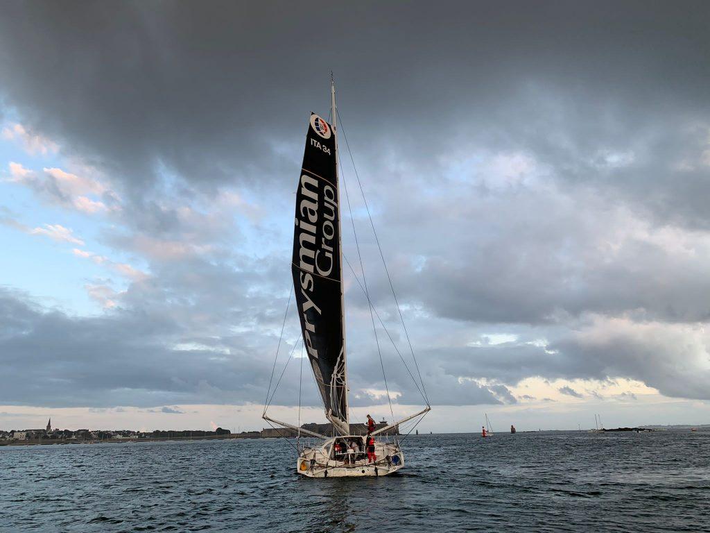 Prysmian Group in partenzada Lorient per la Rolex Fastnet Race 2021